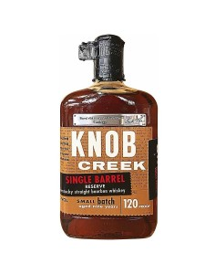 Knob Creek Small Batch Single Barrel Reserve Aged 9 Years 750ml