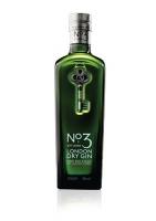 No 3 Gin Dry London 92pf 750ml