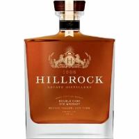 Hillrock Double Cask Rye Whiskey 750ml