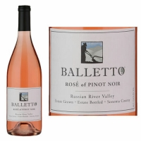 Balletto Russian River Rose of Pinot Noir 2020