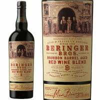 12 Bottle Case Beringer Bros. Bourbon Barrel Aged Red Blend 2016
