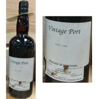 Croft Vintage Port 1945 Rated 99WS