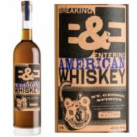 St. George B&E American Whiskey 750ml