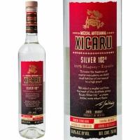 Xicaru Silver Mezcal 102 Proof 750ml
