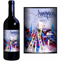 12 Bottle Case 1849 Wine Company Anonymous Napa Premium Red Wine Blend 2015