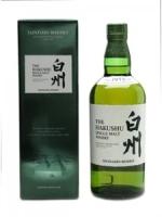 The Hakushu Single Malt Whisky Hakushu Distillery 700 ml