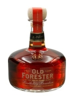 Old Forester Birthday Bourbon 12 Years Old Straight Bourbon Whiskey Barreled in 2004 Bottled 2016 750ml