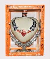 Grand Love Tequila Extra Anejo Ceramic Bottle 1.75li