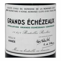DRC Domaine de la Romanee-Conti Grands Echezeaux 2015 Rated 95VM