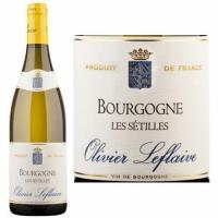 12 Bottle Case Olivier Leflaive Bourgogne Blanc Les Setilles 2018