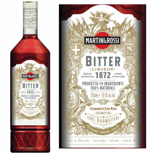 Martini & Rossi Bitter Liqueur (Italy) 750ml