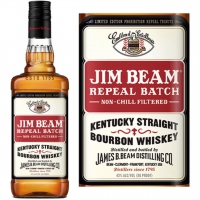 Jim Beam Repeal Batch Kentucky Straight Bourbon Whiskey 750ml
