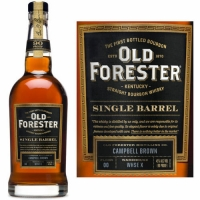 Old Forester Single Barrel Kentucky Straight Bourbon 750ml