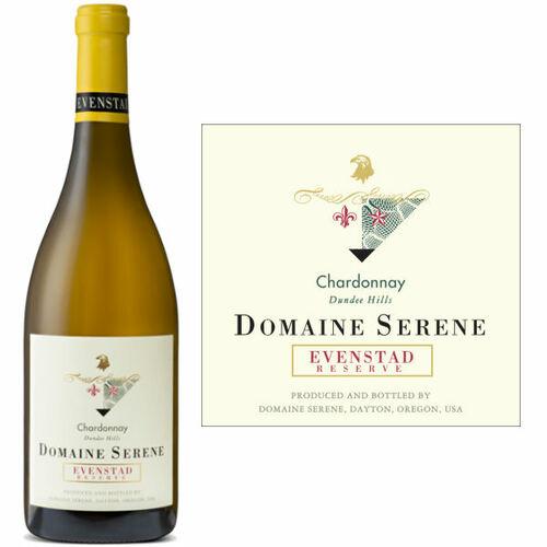 Domaine Serene Evenstad Reserve Dundee Hills Chardonnay 2017 Oregon Rated 94JS