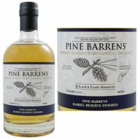 Pine Barrens Barrel Reserve Botanical Dry Gin 750ml