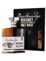 Breckenridge Whiskey Distilled from Malt Mash Dark Arts 750ml