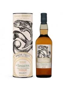 Game of Thrones Limited Edition The Singleton Single Malt Whisky Glendullan Distillery 750ml