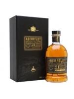 Aberfeldy Limited Release Aged 21 Years Highland Single Malt Scotch Whisky 7500ml