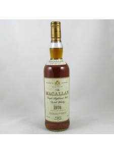 The Macallan 18 Years Old Distilled in 1976 750ml