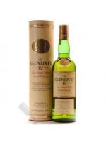 The Glenlivet Aged 12 Years 700ml older release