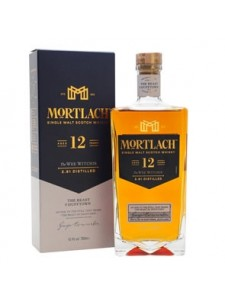 Mortlach Aged 12 Years The Wee Witchie 750ml