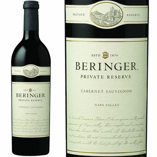 Beringer Private Reserve Napa Cabernet 2016 Rated 99JS