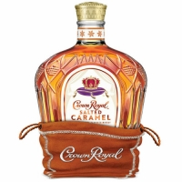 Crown Royal Salted Caramel Canadian Whisky 750ml