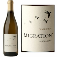 Migration by Duckhorn Sonoma Coast Chardonnay 2017 Rated 92WS