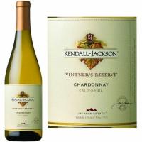 12 Bottle Case Kendall Jackson Vintner's California Chardonnay 2018