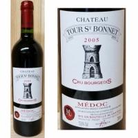 Chateau Tour St. Bonnet Medoc Cru Bourgeois 2005