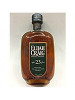 Elijah Craig Aged 23 Years Single Barrel Kentucky Straight Bourbon Whiskey New Bottle 750ml