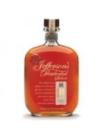 Jefferson's Presidential Select Rye 25 year Old 750ml