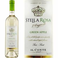 Il Conte d'Alba Stella Rosa Green Apple NV (Italy)