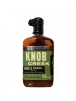 Knob Creek Single Barrel Select Kentucky Straight Rye Whiskey 750ml
