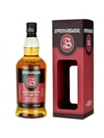Springbank Cask Strength Aged 12 Years Campbeltown Single Malt Whisky 750ml