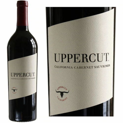 12 Bottle Case Uppercut California Cabernet 2018
