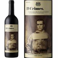 12 Bottle Case 19 Crimes Red Wine 2020 (Australia)