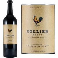 12 Bottle Case Collier Creek Big Rooster Lodi Cabernet 2018