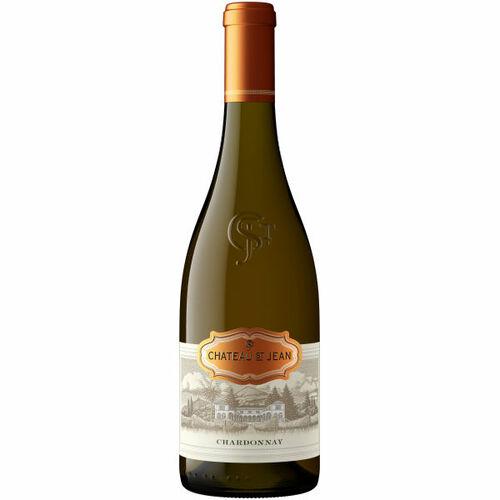 12 Bottle Case Chateau St. Jean California Chardonnay 2018
