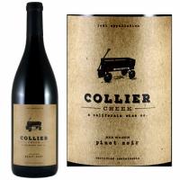 12 Bottle Case Collier Creek Red Wagon Lodi Pinot Noir 2018