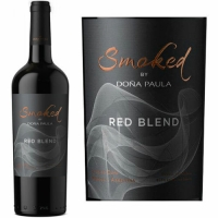 Smoked by Dona Paula Lujan de Cuyo Red Blend 2017 (Argentina) Rated 93TP
