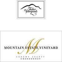 Fisher Vineyards Chardonnay Mountain Estate Vineyard 750ml