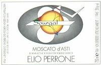 Elio Perrone Moscato D'asti Sourgal 750ml