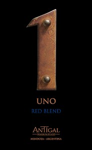 Antigal Red Blend Uno 750ml