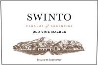 Belasco De Baquedano Malbec Old Vine Swinto 750ml