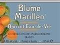 Blume Marillen Eau De Vie Apricot 750ml