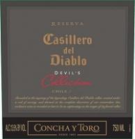 Casillero Del Diablo Red Devil's Collection 750ml