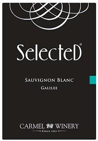 Carmel Sauvignon Blanc Selected 750ml