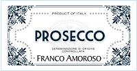 Franco Amoroso Prosecco 750ml