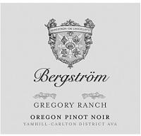 Bergstrom Pinot Noir Gregory Ranch 750ml